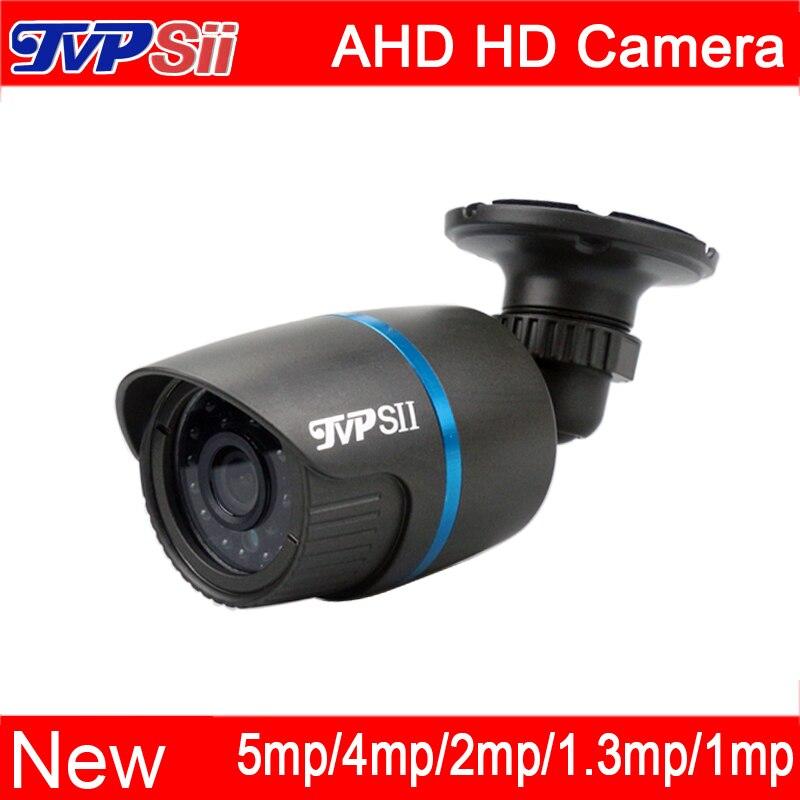 5mp/4mp/2mp/1.3mp/1mp 24 stücke Infrarot Led Grau metall Im Freien Wasserdichte AHD Sicherheit Überwachung CCTV Kamera Freies Verschiffen