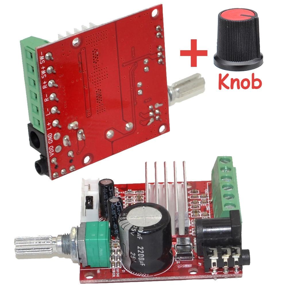Χονδρικό ολοκαίνουριο μίνι HI-FI υψηλής ισχύος 2.1 DC10-18V ψηφιακή πλακέτα ενισχυτή 15W * 2 + 30W ενισχυτή τάξης D με κουμπί-10000622