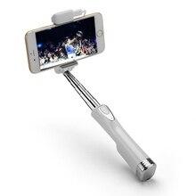 Палка для селфи с зеркалом заднего свет Bluetooth пульт дистанционного спуска затвора монопод Заполните свет для iphone Samsung телефонах Android K5