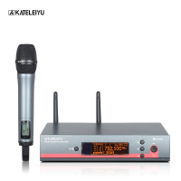 Wireless Microphones Long Range True Diversity UHF Professional Wireless Microphone System 100G3 Wireless MIC Stage Performance