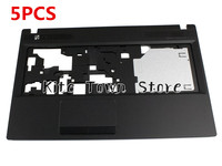 5pcs New Palmrest Upper Case With Touchpad For Lenovo IdeaPad N580 N585 P580