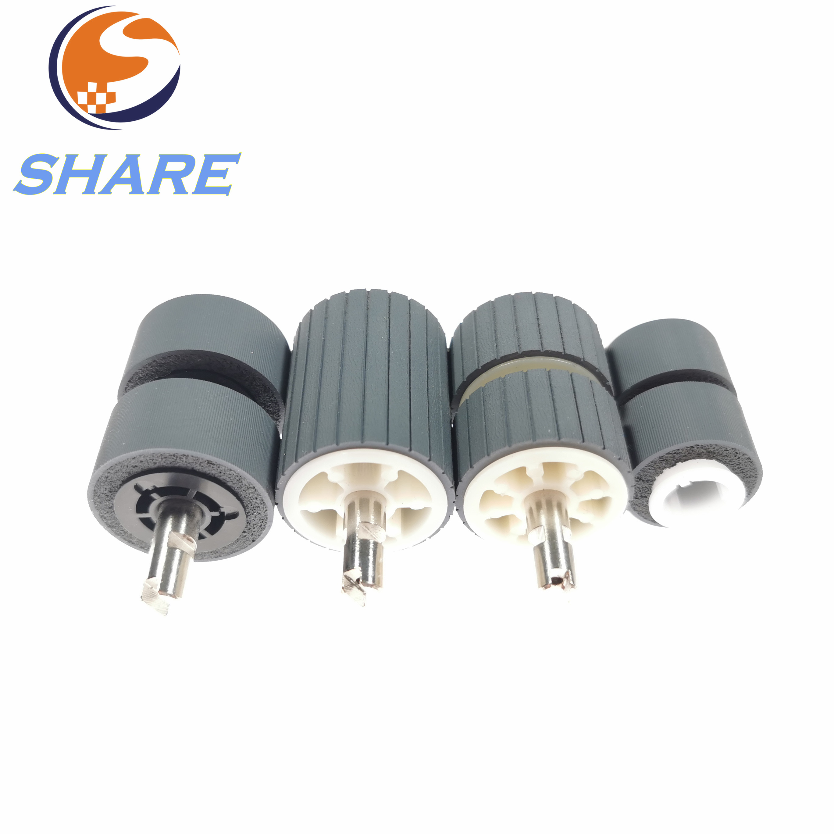 Share new L2707-60001 L2707A ADF Feed Roller Replacement roller kit for HP Scanjet 5000 7000 Series ScanJet 5000 7000S3 5000S4Share new L2707-60001 L2707A ADF Feed Roller Replacement roller kit for HP Scanjet 5000 7000 Series ScanJet 5000 7000S3 5000S4