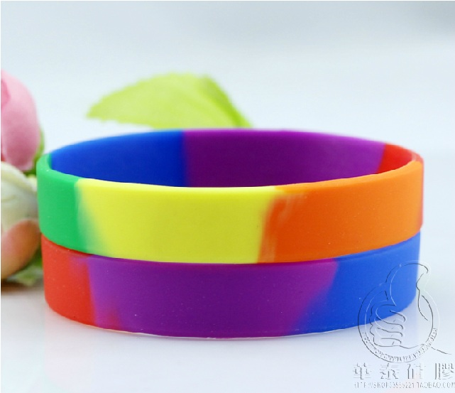 from Tyson gay armbands colors