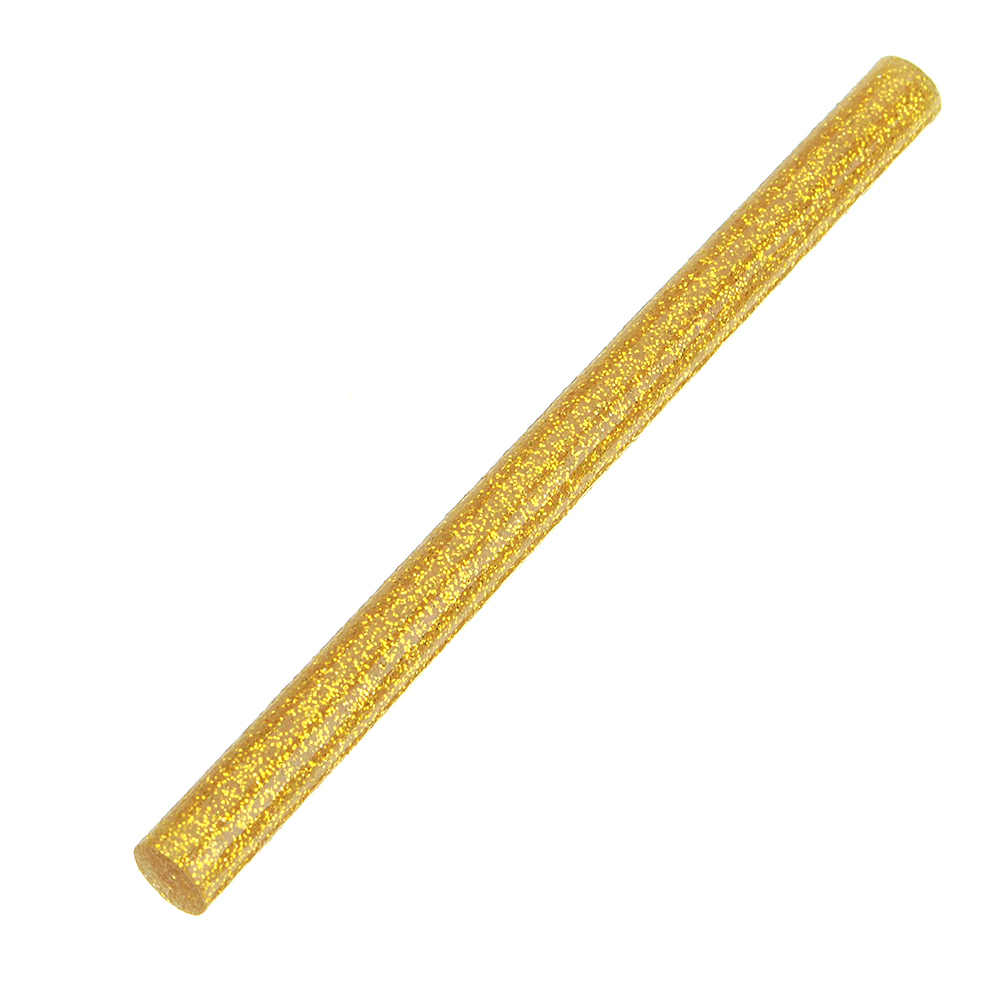 10 قطعة 7x100 مللي متر Colorfuls بريق صمغ يسيح بالحرارة العصي ل 7 مللي متر مسدس الغراء Craft بها بنفسك الحرفية نموذج ألبوم إصلاح اكسسوارات لاصق