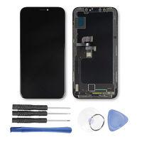 ЖК дисплей сенсорный экран дигитайзер в сборе с заменитель инструментов для IPhone X 10 Мобильный телефон ЖК рамка сенсорный экран Запчасти