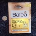 2 ШТ. Германия Balea Q10 Анти-falten Augen Pad AntiAging маска для глаз Увлажняющий маска для глаз уход за глазами уход за кожей повысить упругость кожи