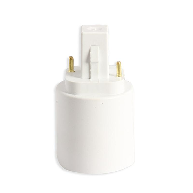 Lamp Adapter G24 To E27 Socket Base  Bulb Adapter Lamp Holder Converter For LED Halogen CFL Light Holder