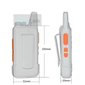 Image 3 - 2 قطعة WLN KD C1 راديو صغير 5 واط اسلكية تخاطب UHF اتجاهين أجهزة الراديو RT22 ZT X6 مفيد صغير 5 واط لحم الخنزير راديو KD C2 ترقية الإصدار رخيصة الساخن