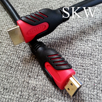 SKW HDMI Cable HDMI To HDMI Cable HDMI 1 4 4K 1080P 3D For PS3 Projector