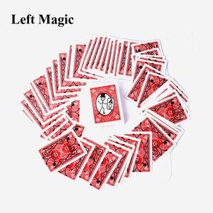 Image 3 - Sprite jeu de dessin animé, accessoires pour trouver la carte de dessin animé, carte Close Up, tour magique, Animation magique