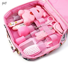 YAS 13pcs/Set Multifunction Newborn Baby Kids Nail Hair Heal