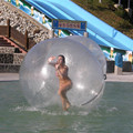 HOT Out door Human Hamster Ball Inflatable Water Ball/zorb Ball/Water Walking Ball Large Outdoor Inflatable Recreation JK-0062