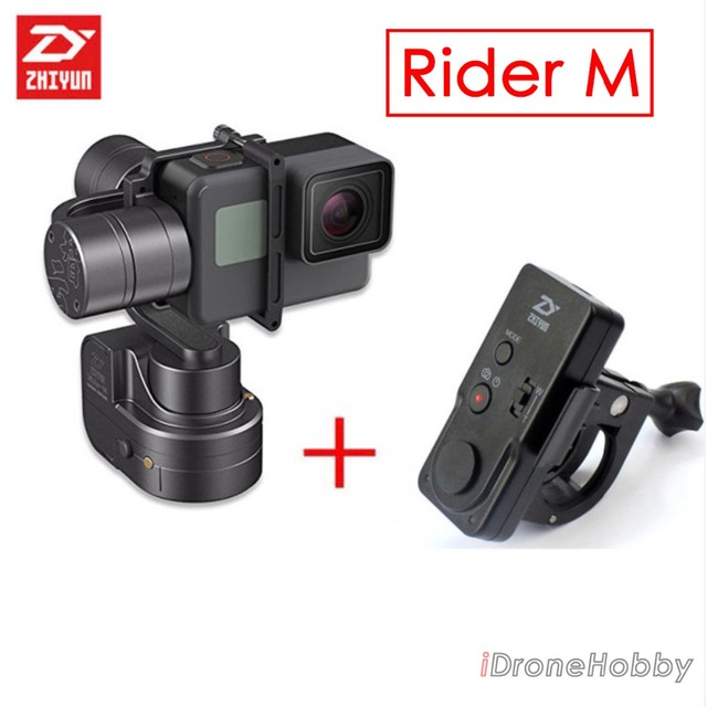 Zhiyun Zhi Yun Z1 Rider M 3 Portable Handheld Gimbal Stabilizer w/ Wireless Remote Control for GoPro Hero 3/3 +/4 Hero4 Session