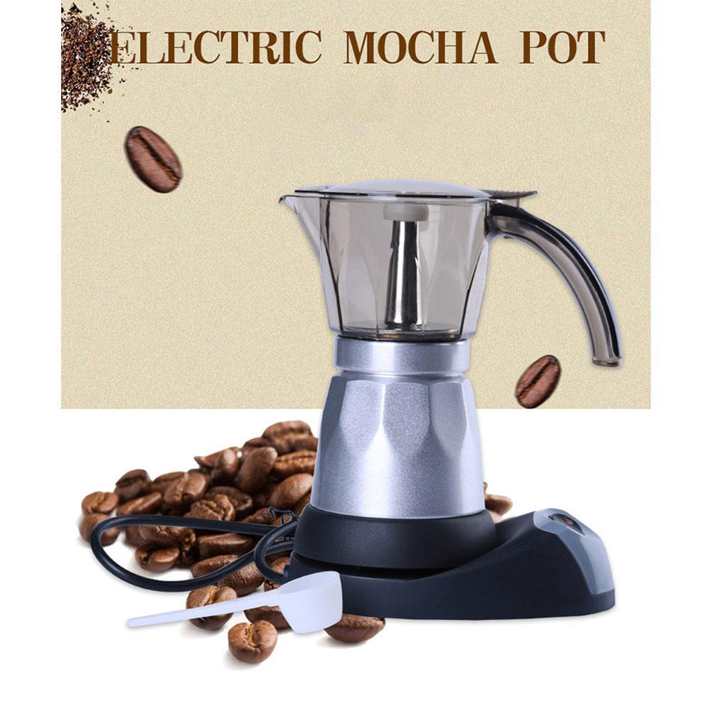 Adoolla Mini Home Kitchen Electric Heat Coffee Maker