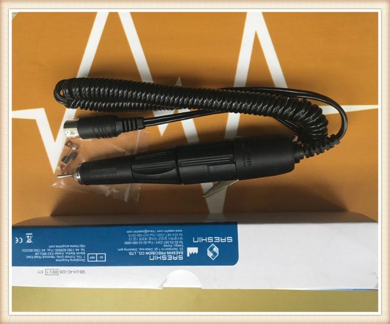 Dental lab South Korea Strong 102 Saeshin micromotor handpiece