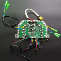 Electric Scooter Motherboard Controller Board With Gyroscope Board LED Lights Panel Power Indicator Boards Cables Scoother