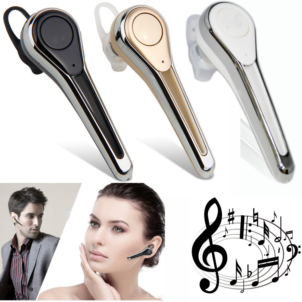 A2DP Universal Wireless Bluetooth Headphons Stereo Headset Handsfree With Mic Earphone For Samsung LG iPhone HTC Moto ZTE Tablet universal wireless bluetooth headset handsfree earphone for iphone samsung oneplus