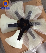 excavator spare parts ,PC300-6  600-635-7850  fan blade