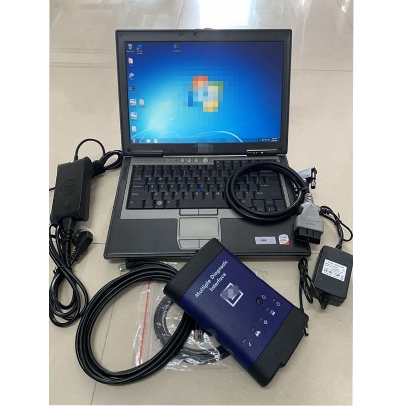 Newest MDI Multiple Diagnostic Interface MDI USB WIFI Multi