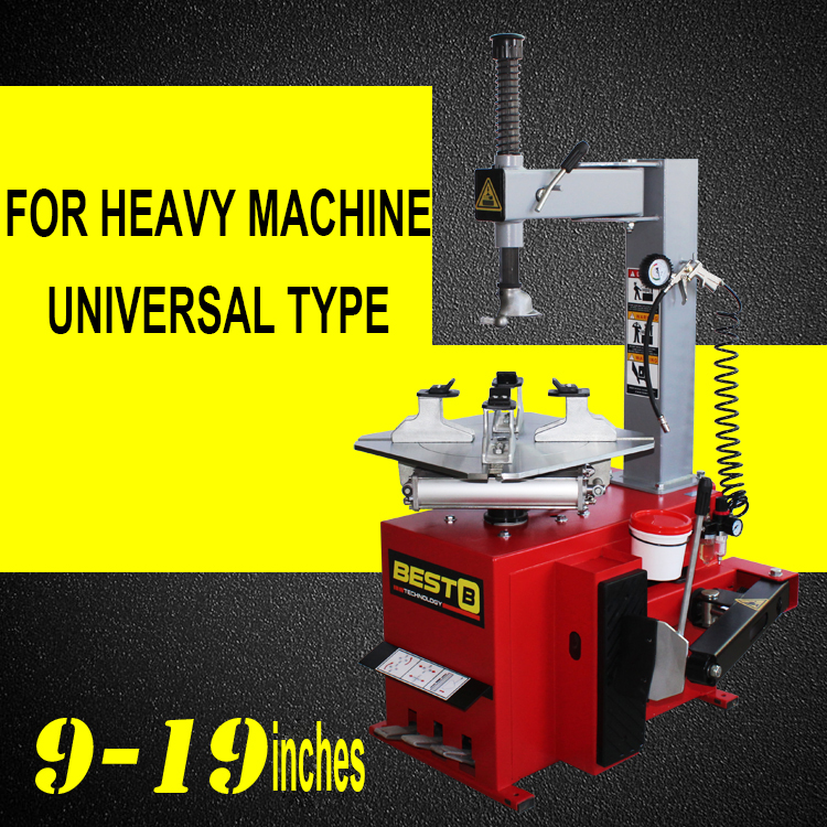 Motorcycle Tyre Changing Machine Tyre dismantling/dismountin machine for BMW KTM Kawasaki Honda large displacement heavy machine