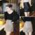 Mujeres Invierno y Otoño de cintura Alta Mini Falda de Cuero de la PU de Gran Tamaño Con La Correa