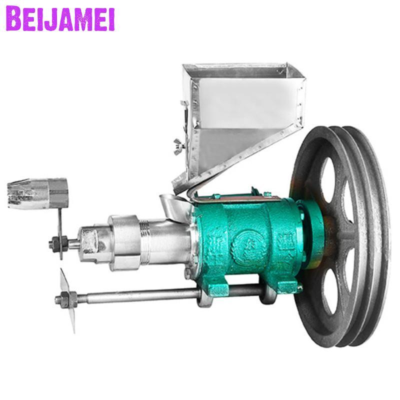 Machine commerciale de maïs soufflé de haute qualité de BEIJAMEI/extrudeuse de casse-croûte de bouffée/Machine de casse-croûte de riz de maïs (sans moteur et cadre)
