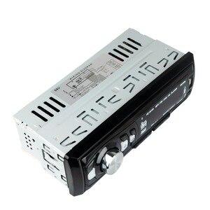 Image 3 - 20189 12V1Din Voiture MP3 Lecteur De Voiture BT WMA Audio Lecteur de Musique TF Carte USB Flash Disque AUX in FM Émetteur avec Télécommande