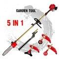 Профессиональные инструменты сада триммер кусторез 5-1 газонокосилка триммер дерево секатор Кусторез Молокосос Snipper