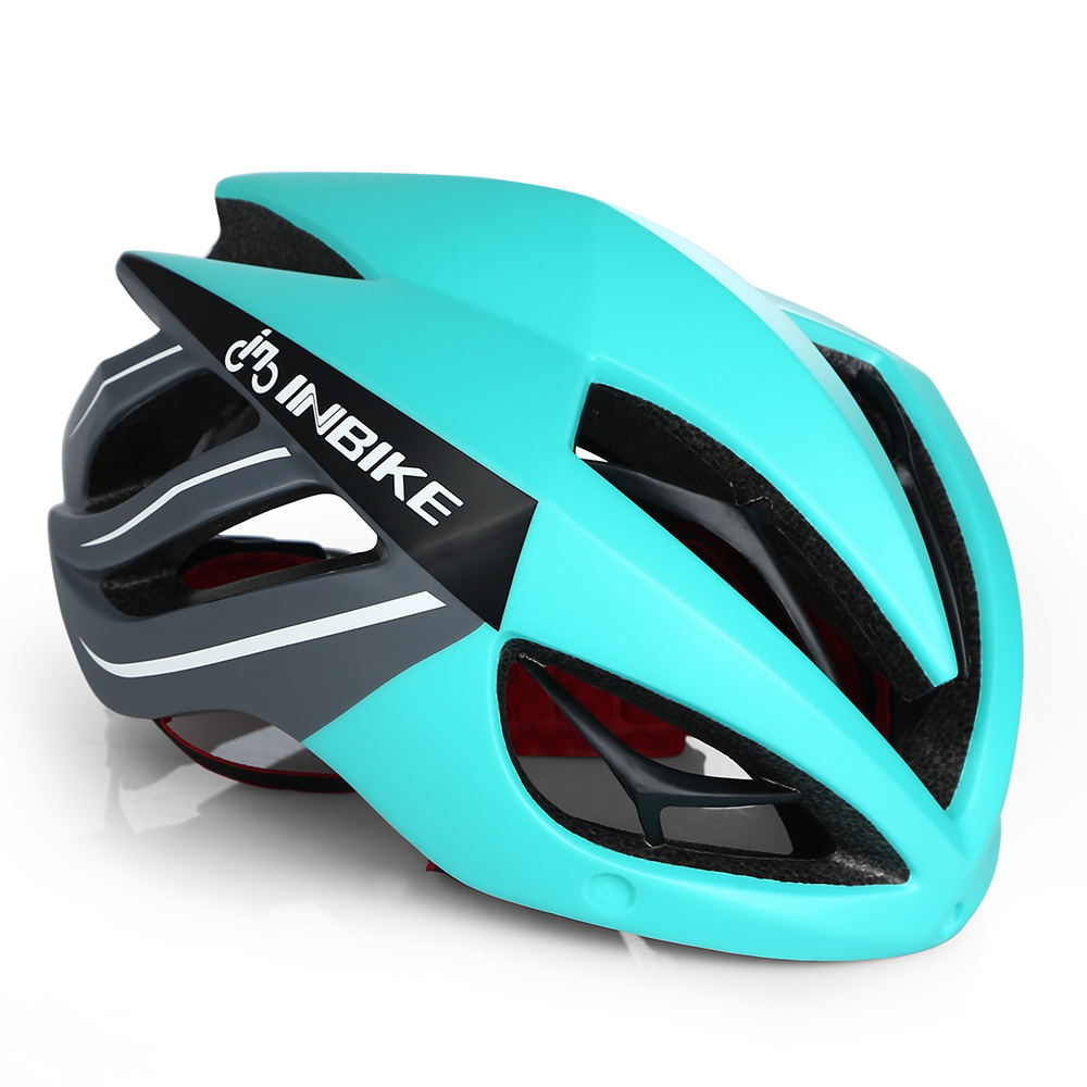 INBIKE Cycling Helmet Bicycle Helmet Magnetic Goggles Mountain Road Bike Helmets Sunglasses Cycling Glasses 3 Lens Bike Helmet gurensye brand new design big frame colourful lens sun glasses outdoor sports cycling bike goggles motorcycle bicycle sunglasses