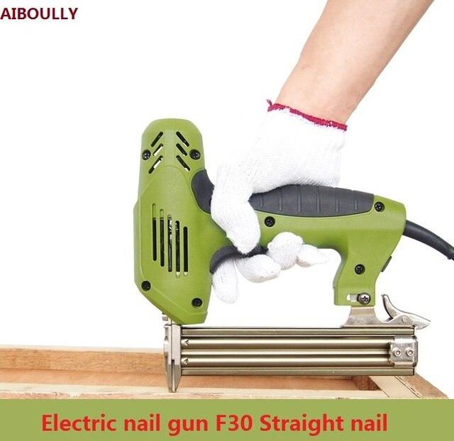 BRAD NAILER & STAPLER Nail Gun Nailer Tools Framing Eletric nails ...
