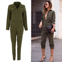 Summer Casual Women Sexy Clubwear Regular Playsuit Bodycon Party Jumpsuit Romper Trousers Pants