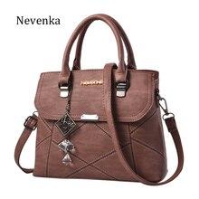 Nevenka Women Crossbody Bag Female Shoulder Ladies Solid Color Tote Messenger Bags Travel Wallet For Girls Channels Handbag Sac