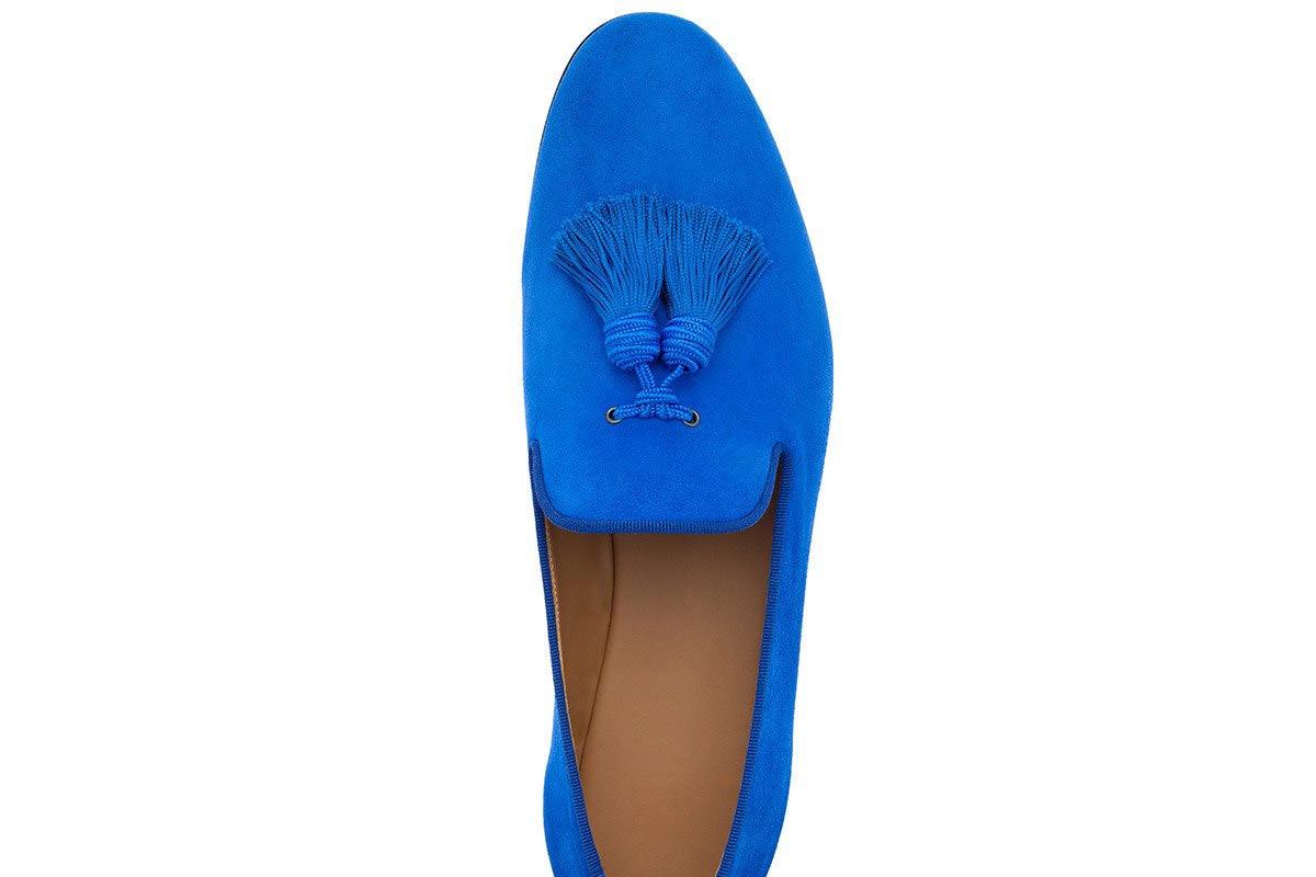 Zapatos planos de Hombre Zapatos de vestir de negocios zapatos de hombre negro slip on tassel boda Hombre Zapatos - 6