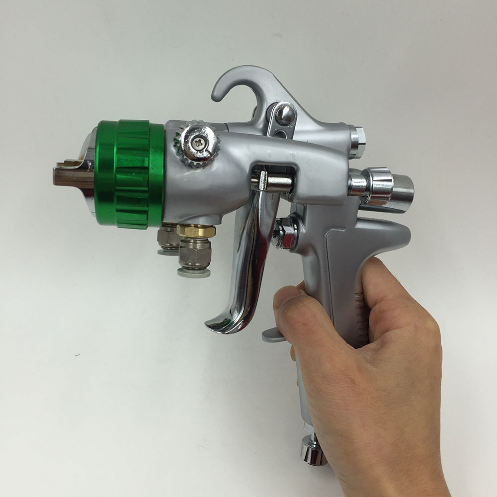 SAT1189 spray guns for painting cars high pressure pneumatic paint spray gun chemical silver mirror chrome plate paint gun