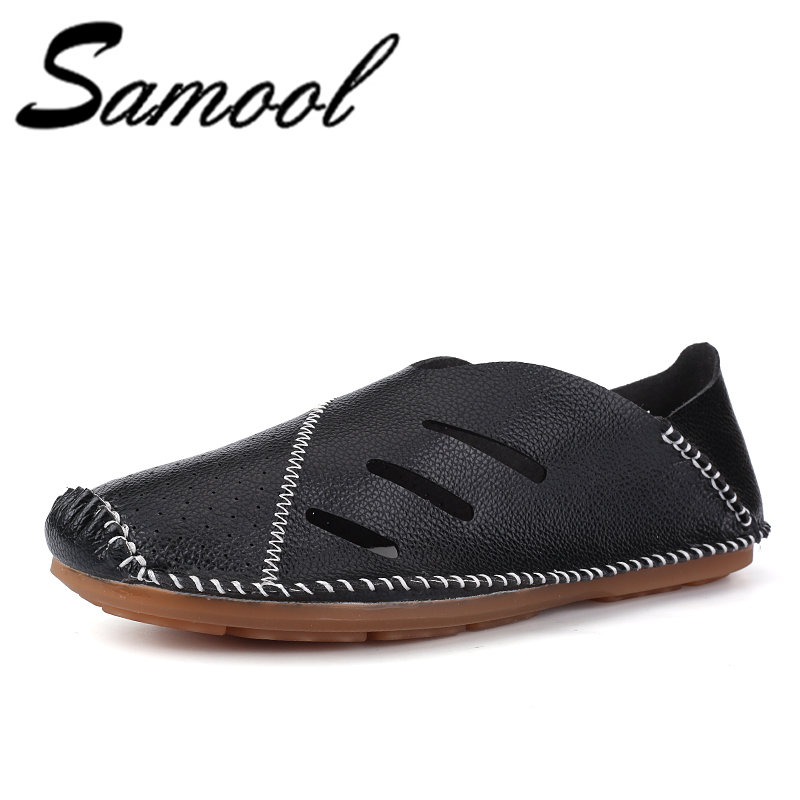 Men Casual Shoes 2018 Fashion Spring Summer Men Shoes Leather Men Loafers Moccasins Slip On Men's Flats Loafers Male Shoes JX4 hot 2017 new fashion womens weave shoes spring summer mixed color breathable casual shoes flats slip on loafers tenis feminino
