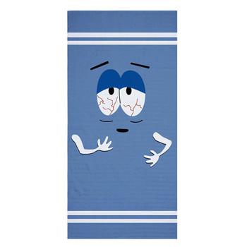 Śmieszne słodkie ręcznik ręcznik dostosowane niebieski ręcznik z mikrofibry ręcznik kąpielowy twarz ręcznik plażowy do łazienki basen 140 #215 70 fajne Kid prezenty tanie i dobre opinie RĘCZNIK KĄPIELOWY mikrofibra Szybkoschnący W jednym kolorze anime wyszywana Plac 26 s-30 s W stylu rysunkowym 0 45KG or 0 12KG