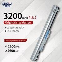 Batería de ordenador portátil JIGU LA04  HSTNN-UB5M HSTNN-UB5N HSTNN-Y5BV TPN-Q129 para HP Pavilion 14 15 350 G1 Series