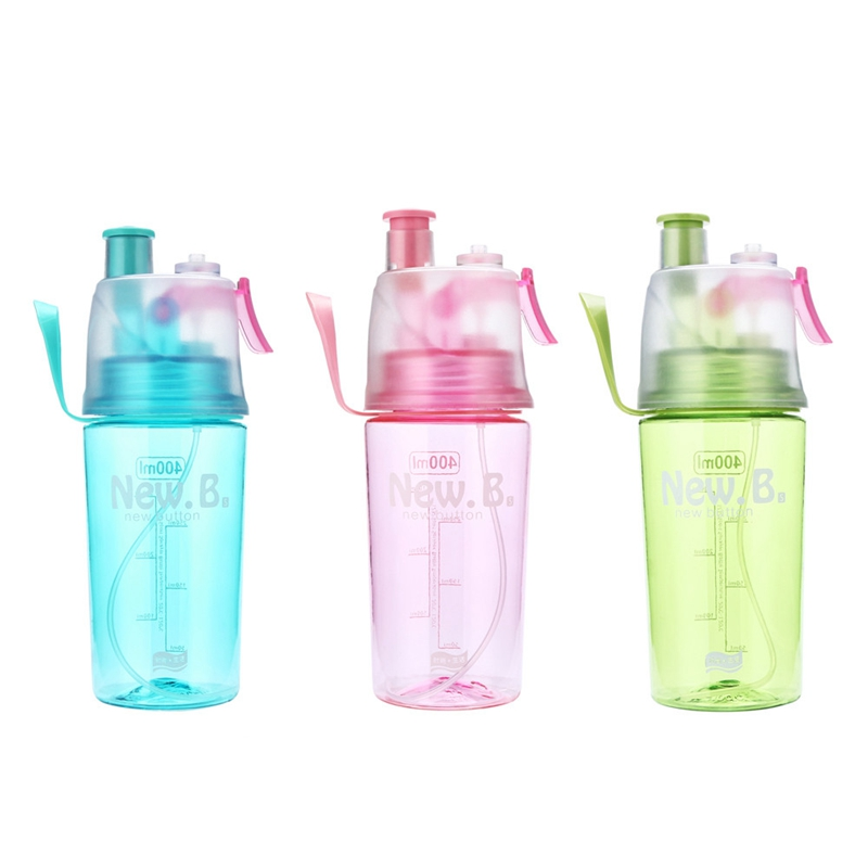 Sport Bottle with Spray  5