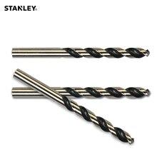 Stanley 2pcs HSS twist mini sharpening drill bits 1mm 1.5mm 2mm 2.5mm 2.8mm 3mm 3.2mm 3.3mm 3.5mm 3.8mm for concrete wood steel