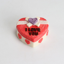 Silicone Soap Mold 3D Heart Shape for DIY Handmade Mould Craft Chocolate Candy Decorating Tool