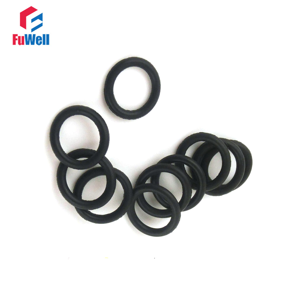 4mm Section 63mm Bore NITRILE 70 Rubber O-Rings