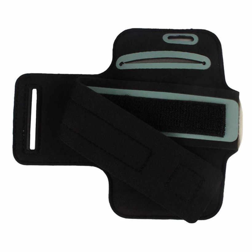 جديد 2017 شارة رياضة الجري الرياضة الذراع الفرقة غطاء حقيبة لهاتف أي فون X قطرة الشحن 0918