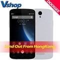 Doogee x6 pro 4g teléfono móvil android 5.1 2 gb ram 16 gb rom MT6735 Quad Core 720 P 5.0MP Cámara de Doble SIM 5.5 pulgadas Del Teléfono Celular