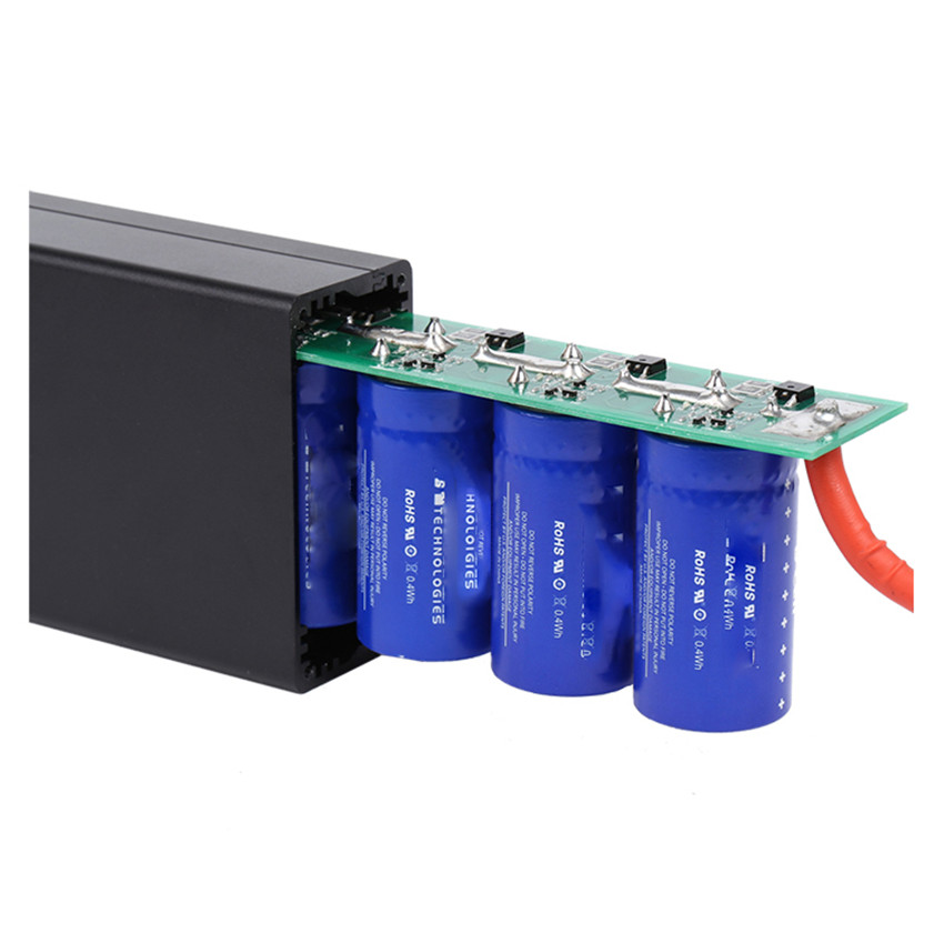 Automotive Rectifier Super Capacitor Module Automotive Cold Start Power Supply Voltage Regulator 750V350F Super Capacitor Module