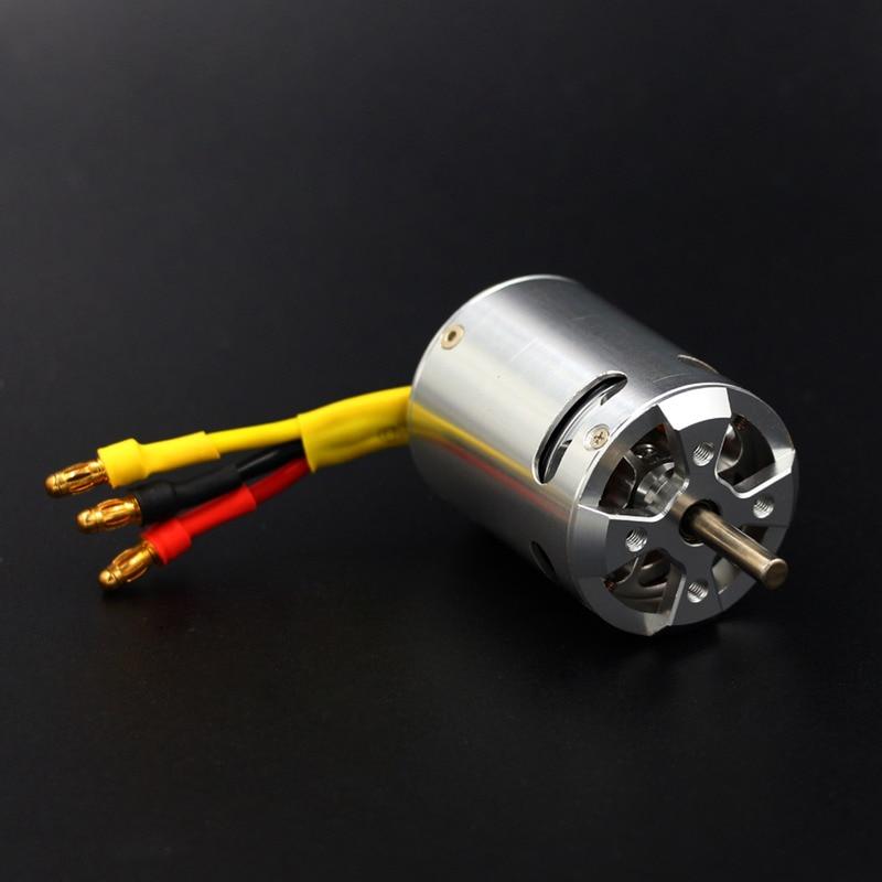 Moteur BLDC sans brosse de planeur de passe-temps de RC 3045 900KV 1080KV accessoires de planeur de radiocommande