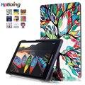 2016 New Tab3 8 inch Tablet TB3-850M Case Print Flip Cover For Lenovo Tab3 Tab 3 8 inch Tablet case Tab2 A8 A8-50F Slim case