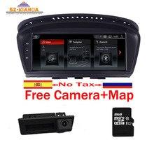Заводская цена ID6 2 GB + 32 GB 8,8 «Сенсорный экран Android 7,1 dvd-плеер автомобиля для BMW 5 серии E60 E61 E63 E64 E90 E91 E92 CCC CIC