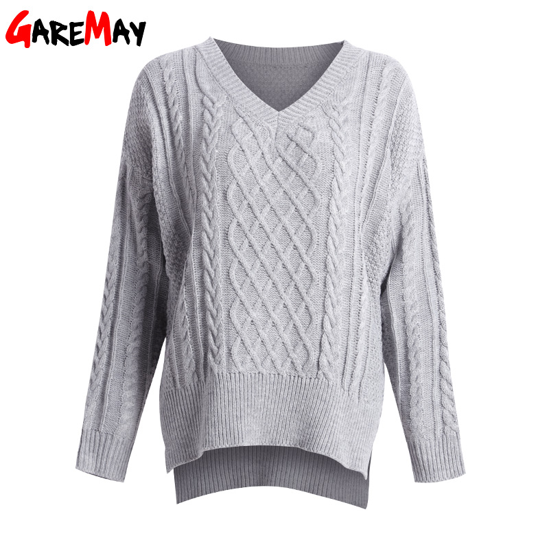 Suéter Mujer Pull Knitting Jumper Otoño Invierno Jersey Mujer - Ropa de mujer - foto 4