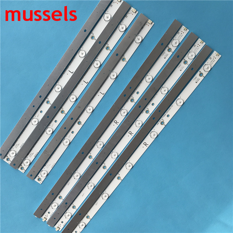 Image 5 - LED Backlight strip For 11lamp 1000mm YX 11800731B0 2E562 0 A 539+YX 11800732B0 2E562 0 A 539 TPT500DK QS1 TPT500UK DJ2QS5.N New-in Industrial Computer & Accessories from Computer & Office