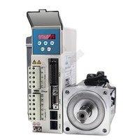 1KW 1000W 80mm 220V 1HP/3PH AC Servo 3.18Nm 3000RPM 5000RPM 2500Line encoder 80 Motor Driver Kits For CNC lathe router Robot JMC